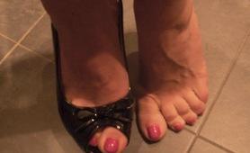 I piedi di mia moglie