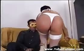 Da San Giovanni al Natisone Udine - Coppia in porno amatoriale