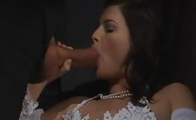 Stupenda milf in lingerie sexy inculata da Omar Galanti