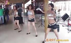 Display sexy dello Sri Lanka