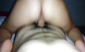 Daniela la bidella delle medie di Bari scopata