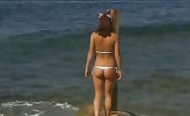 Claudia's Holiday - Video porno completo con Claudia Antonelli