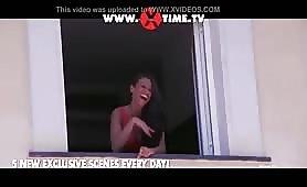 Martina Gold - Stuprata (fake) dal negro cazzuto