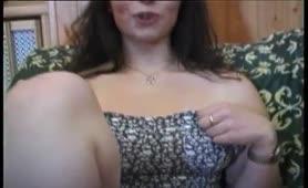 Signora rimorchiata e coinvolta in porno