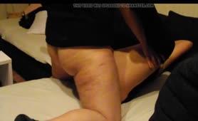 Cesarina moglie cicciona di Barletta porno casalingo