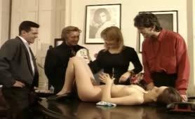Maria Liberato lolita in gang bang orgia