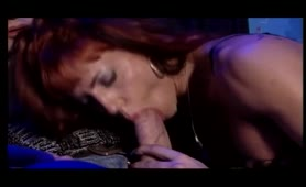 Valentine Demy spompina il cazzone di Fausto