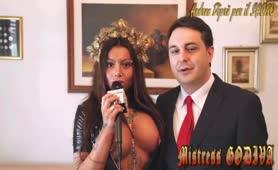 Lady Godiva presentata da Andrea Diprè