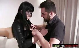 Audizione porno con Elisa Da Civita Castellana