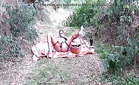 Valery Vita - Scopata nel bosco