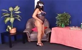 Loredana ditalino in lingerie sexy in casting porno