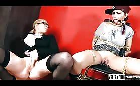 Valery Vita lesbo bondage