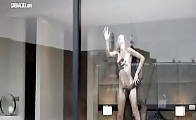 Stefania Rocca  scena porno con il nero