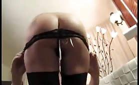 Beatrice Lanzi, rossa porca e maggiorata, gode in provino porno