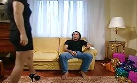 Suor Ubalda 2 - Il video porno completo