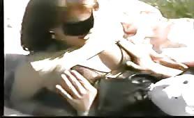 Alexia da Modena gang bang con sconosciut