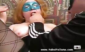 Carla, moglie troia da Udine gode in sana chiavata amatoriale