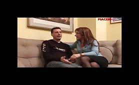 Sharon Petri - Mamma troia sega il cazzo al figlio