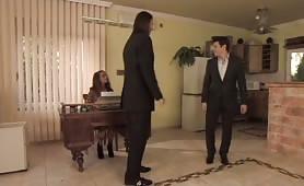 Sottomessa racconto di una segretaria - Porno con Roberta Gemma
