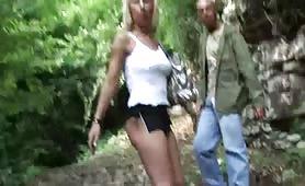 Stella Foliero - Stupro (fake nel bosco)