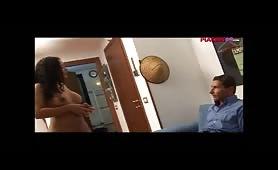 Giuly di Maggio-Pompino e scopata con il padre