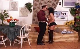 Mary Orsini - Matura in audizione porno amatoriale
